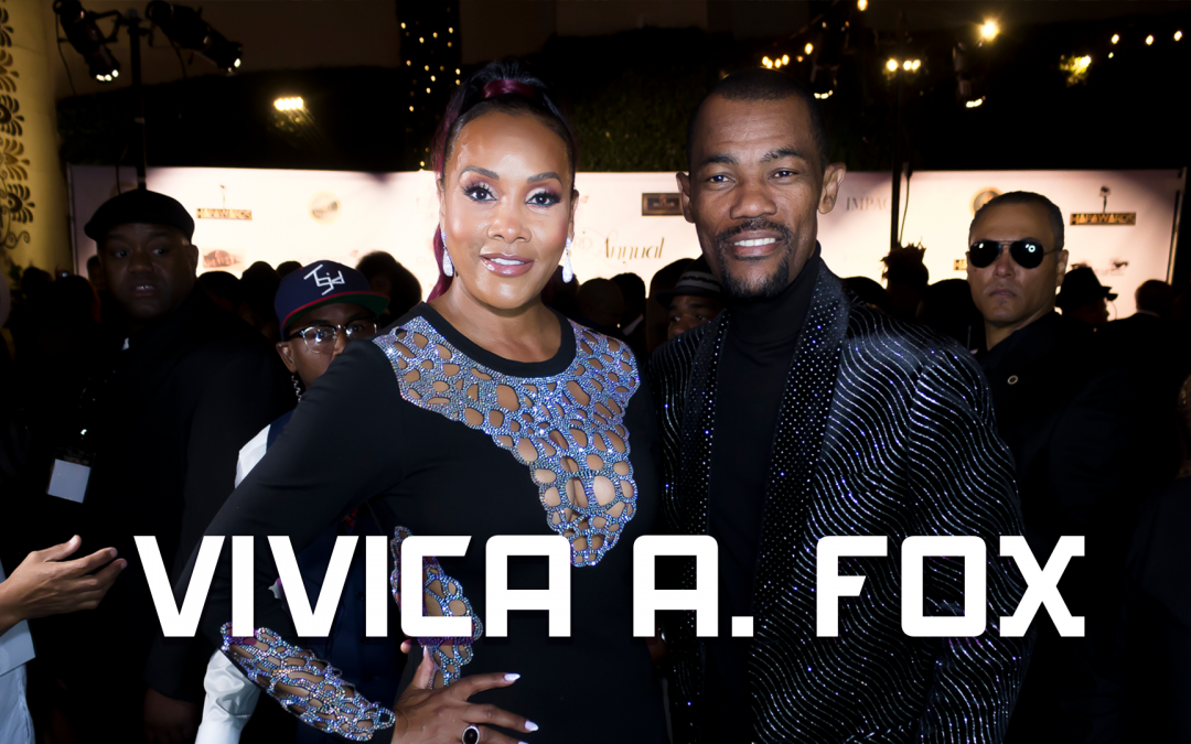 Vivica A. Fox Talks African Movies at the HMMAwards