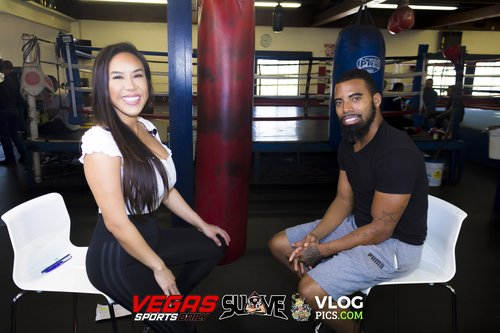 WATCH: Former Super Bantam Weight Champion Rico Suave with Jenny Sushe On Boxing