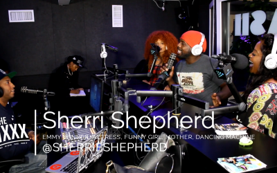 Sherri Shepherd & Scruncho Talk About What It Takes To Be A Successful Comedian on The Fixxx Audiocast